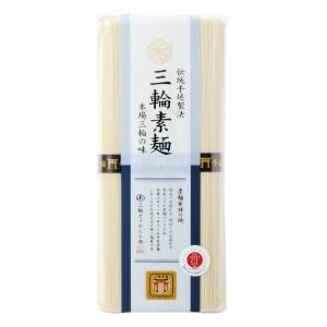 三輪素麺 鳥居 誉 お徳用50g×5小袋 TAS-250