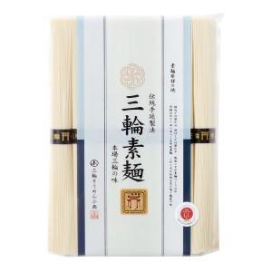 三輪素麺 鳥居 誉 お徳用50g×8小袋 TAS-400