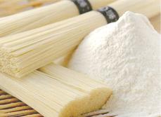 選び抜かれたこだわりの素材から生まれる素麺。